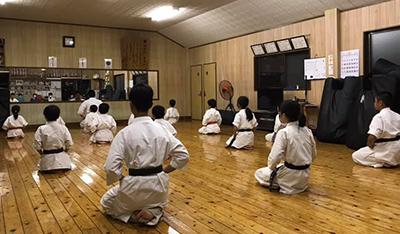 神武会(神武会)練習3